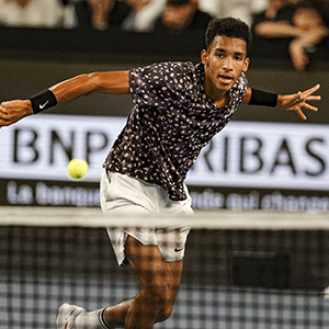 Felix Auger-Aliassime (PA/Supplied)