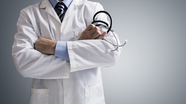 Two fake doctors have been arrested.