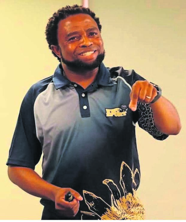 Mandla Gagayi, director of sport at the University of the Western Cape. PHOTO: Melissa Awu