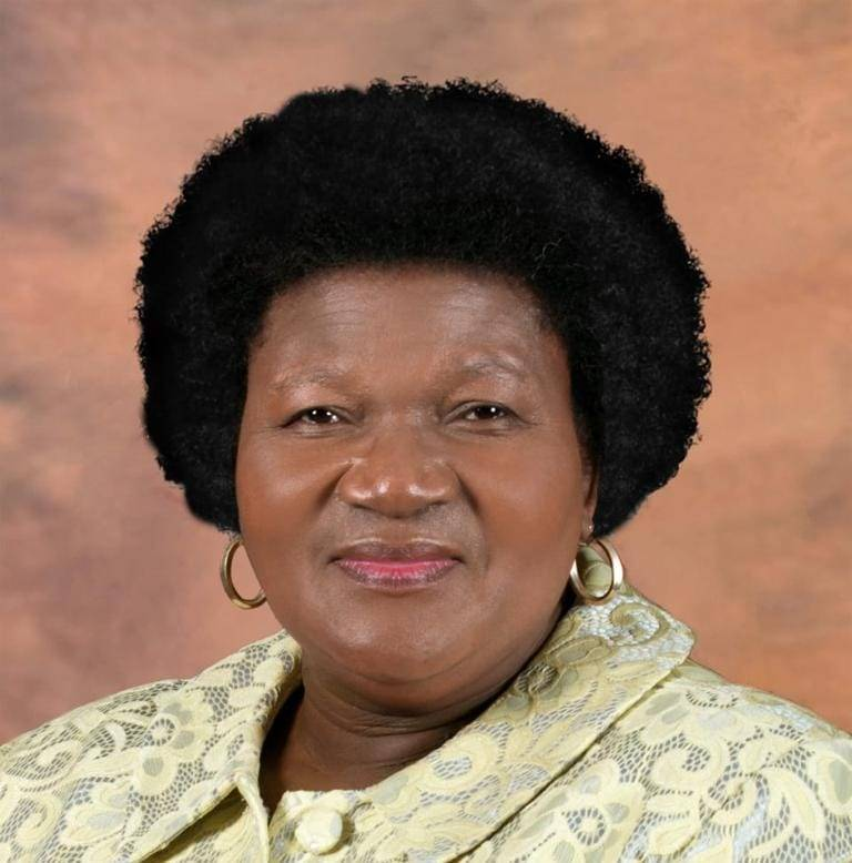 Eastern Cape Health MEC Sindiswa Gomba has issued an apology following her utterances during a virtual briefing on Tuesday evening. Picture: Facebook