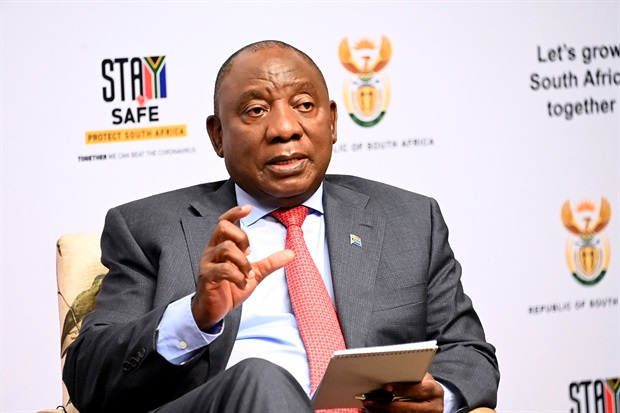 <p><strong>Cyril Ramaphosa | Covid-19 case surge: We need to be responsible to protect our loved ones</strong></p><p><em>We are now in the midst of a third wave of the Covid-19 pandemic. We may be tired of this persistent enemy, but it is not yet tired of us.</em></p><p>The threat to health and lives is evident as people become ill and some die. So we must do what we can, as individuals, as families and communities, as unions and employers, and as government, to limit the toll.<em></em><strong></strong></p>