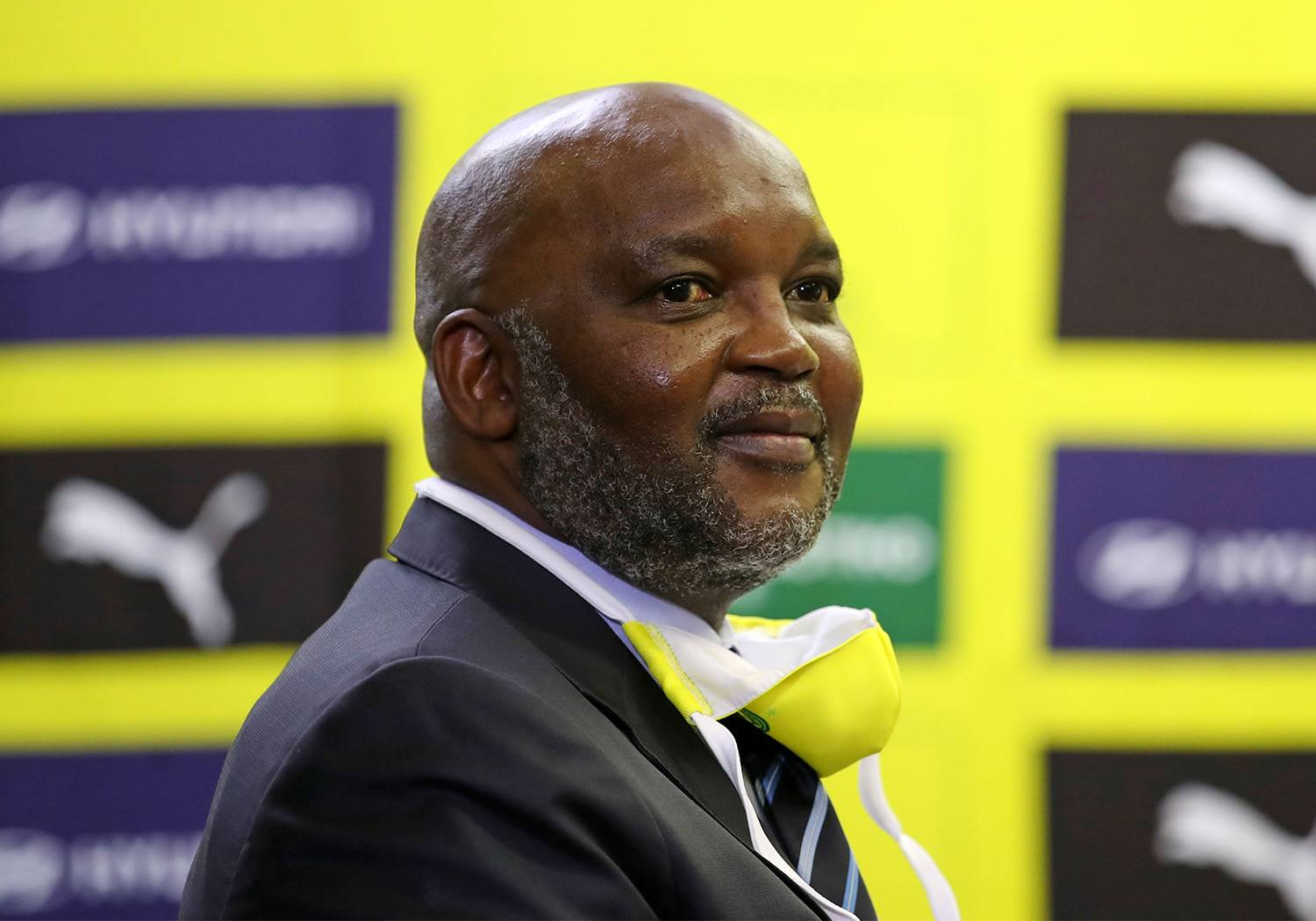 Mosimane's chance to work in Egypt also comes at a time when the Ahly starting line-up is probably still fresh in his head. Picture: Mamelodi Sundowns