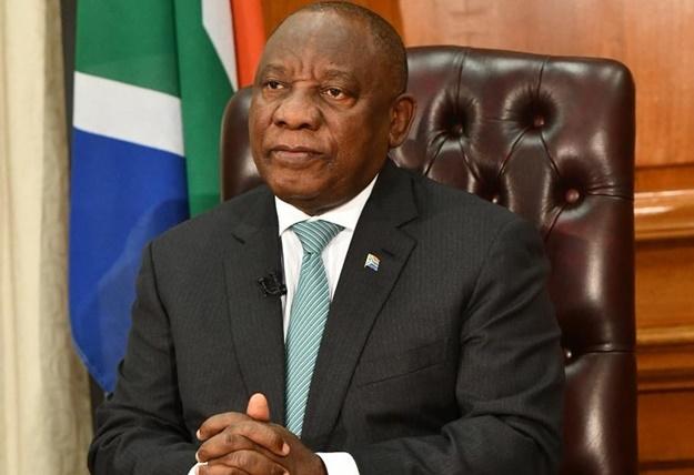 President Cyril Ramaphosa. (GCIS)