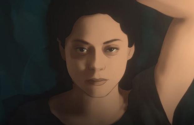 A scene in 'Undone.' (Screengrab: YouTube)