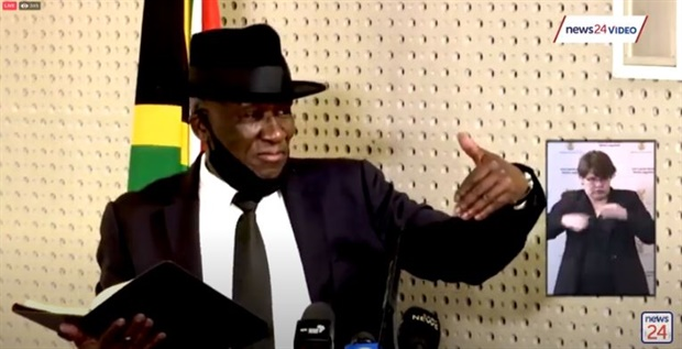 Cele says hostels give a lot of problems