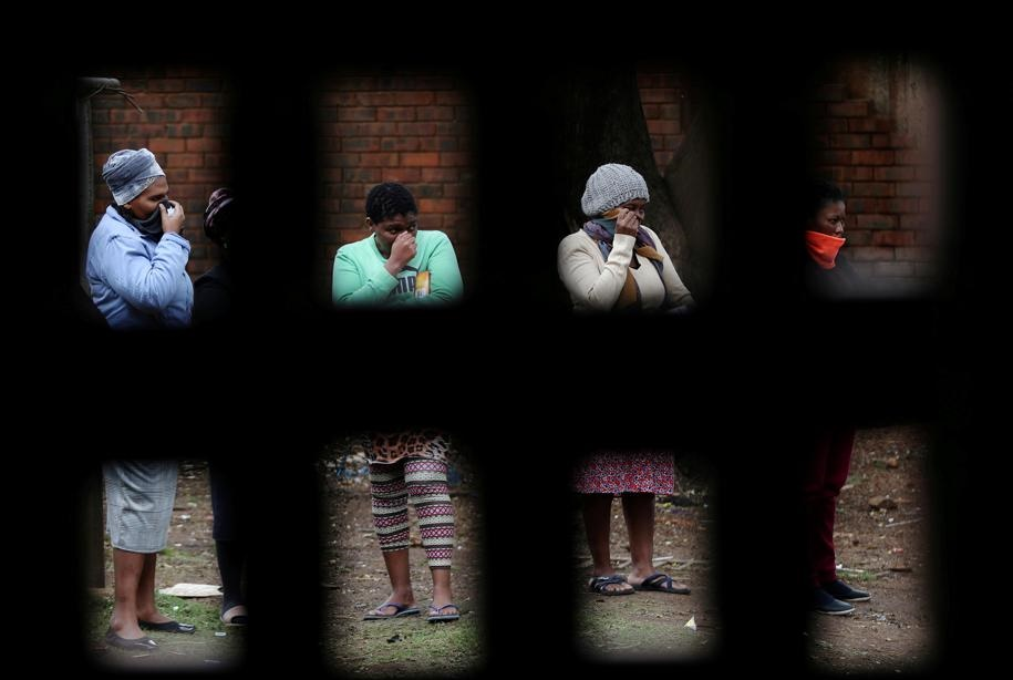 According to Minister Mkhize, the Covid-19 pandemic exposed many fault lines in a country as historically plagued by inequalities as South Africa. Picture: Siphiwe Sibeko/Reuters