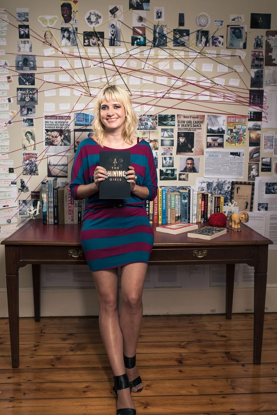Lauren Beukes. Pic: laurenbeukes.com