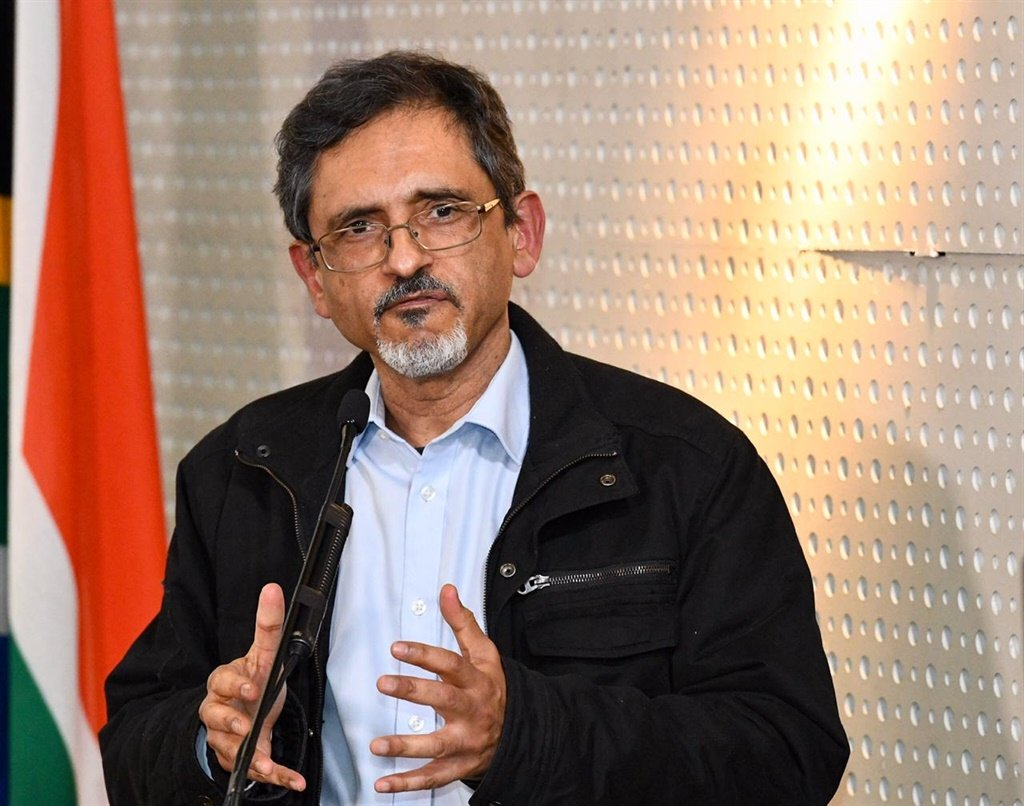 Ebrahim Patel, minister of trade and industry, on