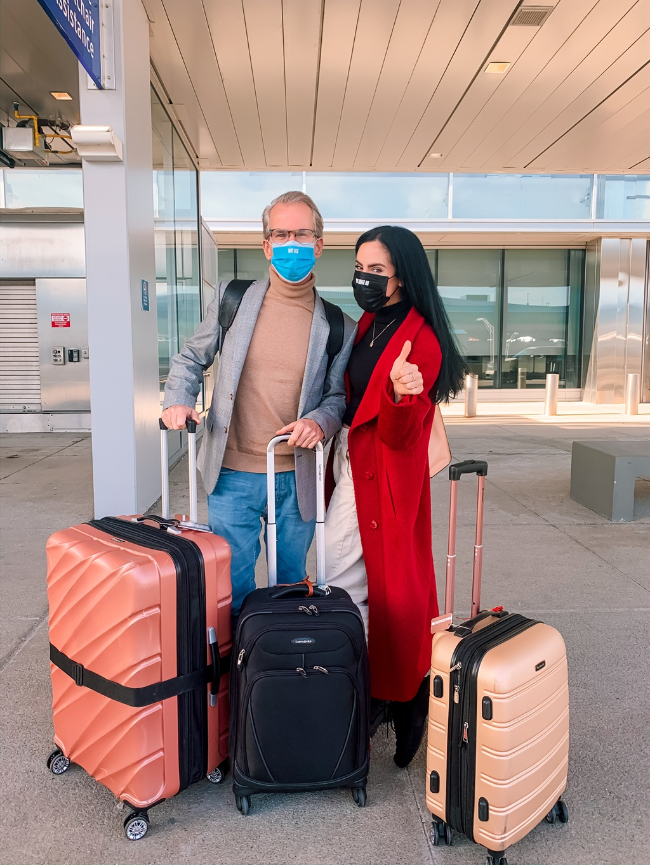 Sophia and Robert. LOUISIANA, USA: THIS MILLENIAL