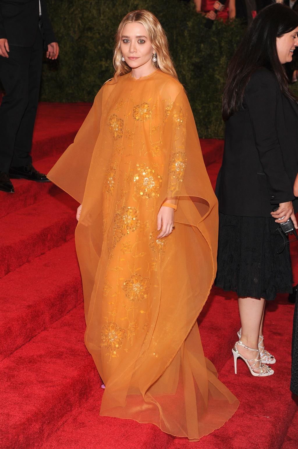 NEW YORK, NY - MAY 06: Ashley Olsen attends the C