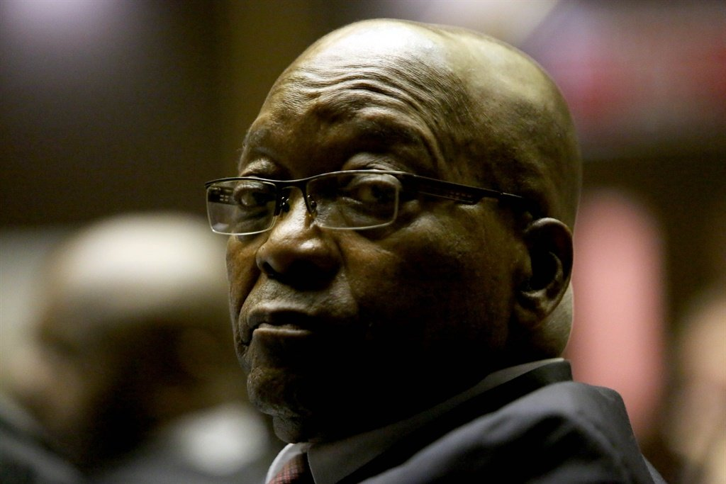 Zuma and his faction wanted to capture State Security Agency, Zondo commission hears - News24
