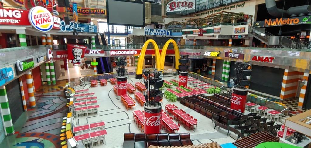 winkelsentrum