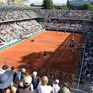 Court Simonne Mathieu, French open, Roland garros