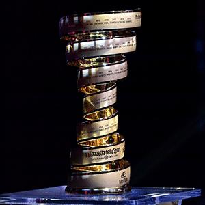 Giro d'Italia trophy (AFP)