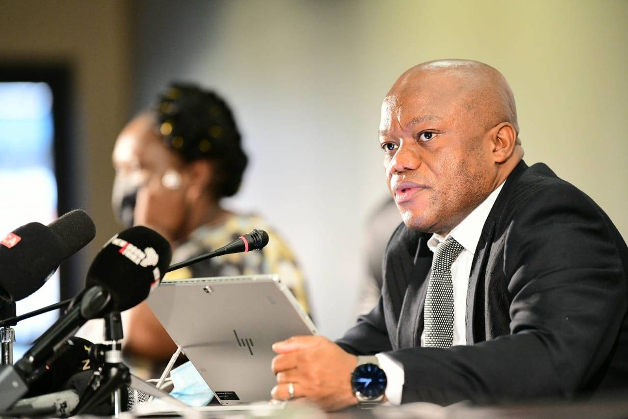 Sihle Zikalala, KwaZulu-Natal Premier, said the province is technically not in a third wave yet.