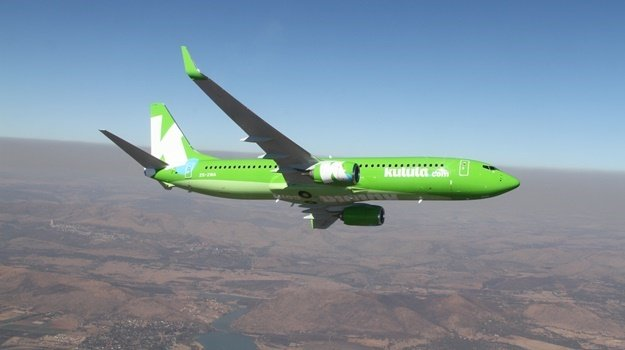 Kulula.com Boeing 737 800 (Supplied)