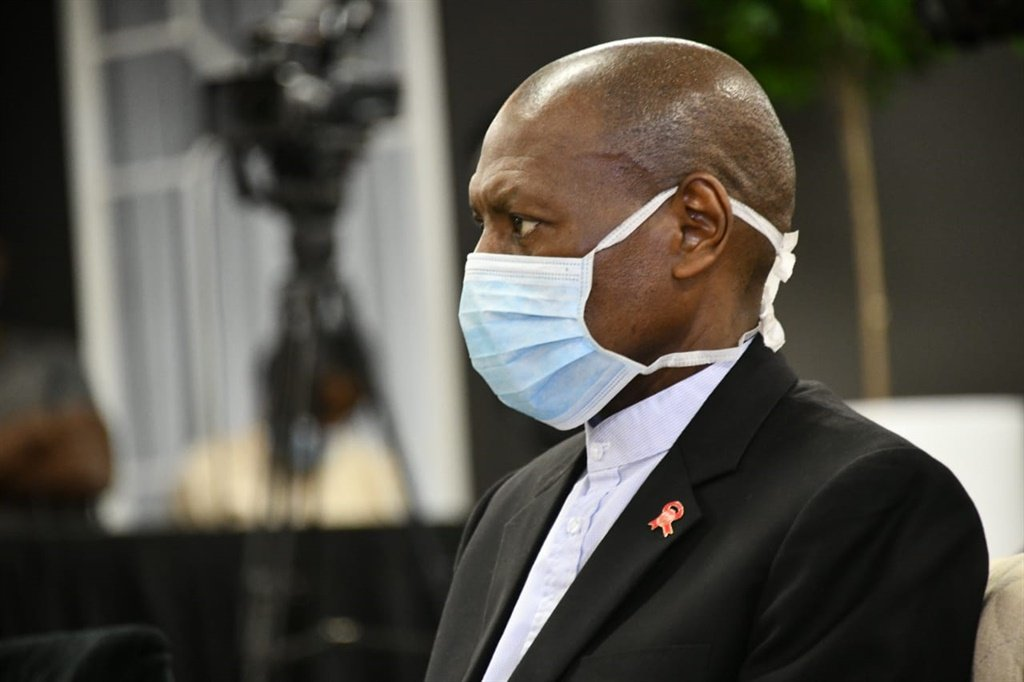 Minister of Health Zweli Mkhize.