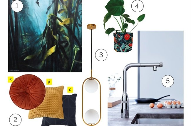 What's new on the décor scene