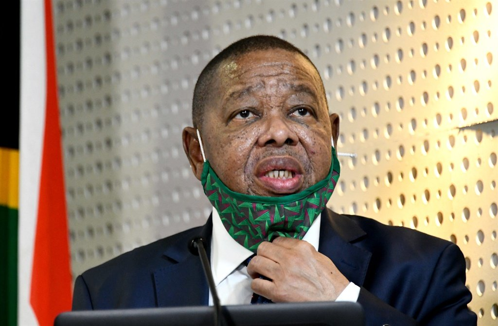 Minister of Higher Education, Science and Innovation, Dr Blade Nzimande. (GCIS)