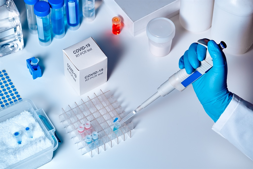 South Africa's scaling up of the Covid-19 testing in recent weeks appears to have resulted in severe capacity constraints at public sector laboratories, with doctors reporting that it is often taking a week or longer to get results. Picture: iStock/ Anyaivanova