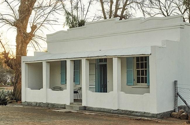 Heritage cottage in Vosburg sensitively restored