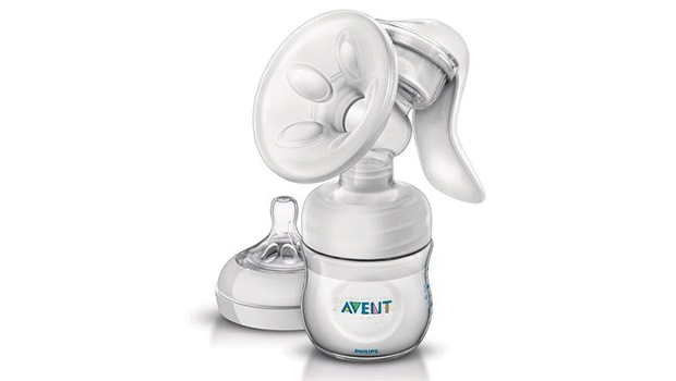 Gentle suction with the Philips Avent breast pump