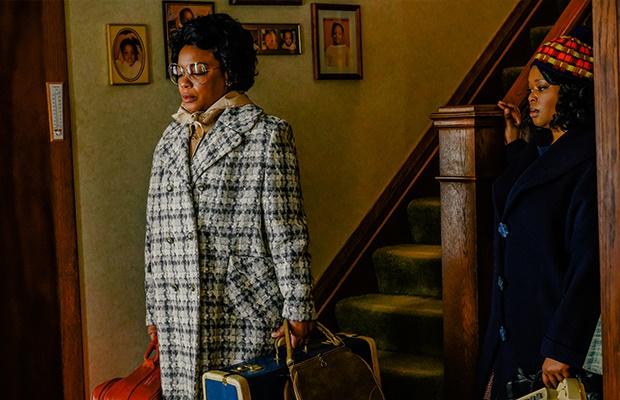 Aunjanue Ellis stars as Mattie in The Clark Sister
