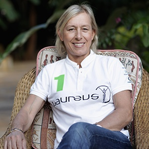 Martina Navratilova (Getty Images)