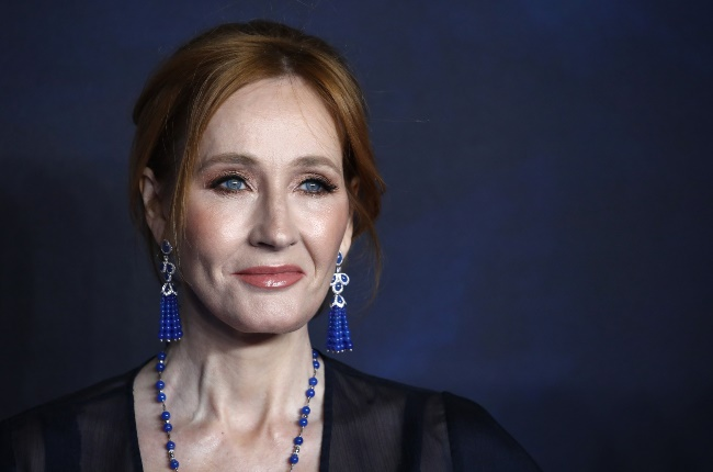 JK Rowling. (PHOTO: John Phillips/Getty Images)