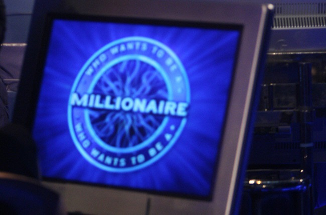 ABC's Who Wants to be a Millionaire.