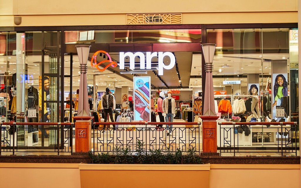 Mr Price store front in mall. (Supplied - Mr Price Group)