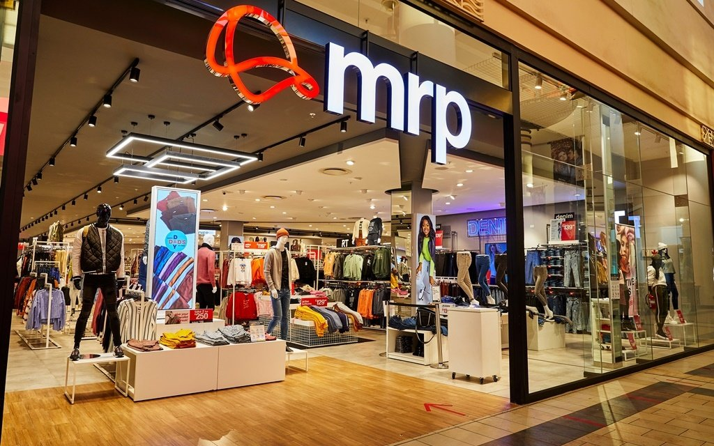 Mr Price store front .(Supplied - Mr Price Group)