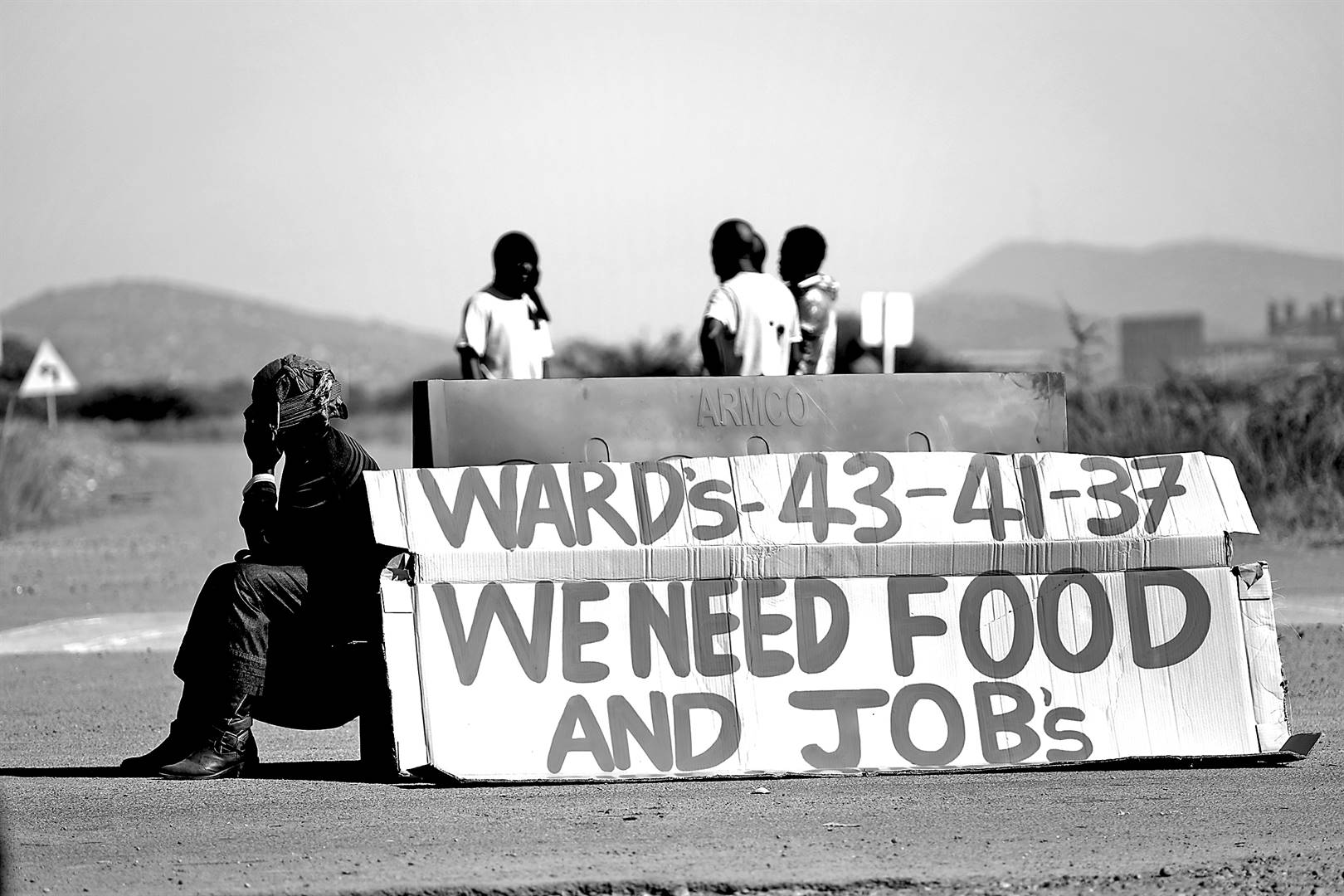 The aversion to the jobs that poor people can get, often because of a government-run public education system that failed them, continues to harm South Africa's poorest. Picture: Getty images