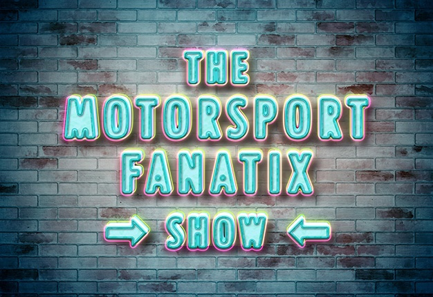 motorsport fanatix show