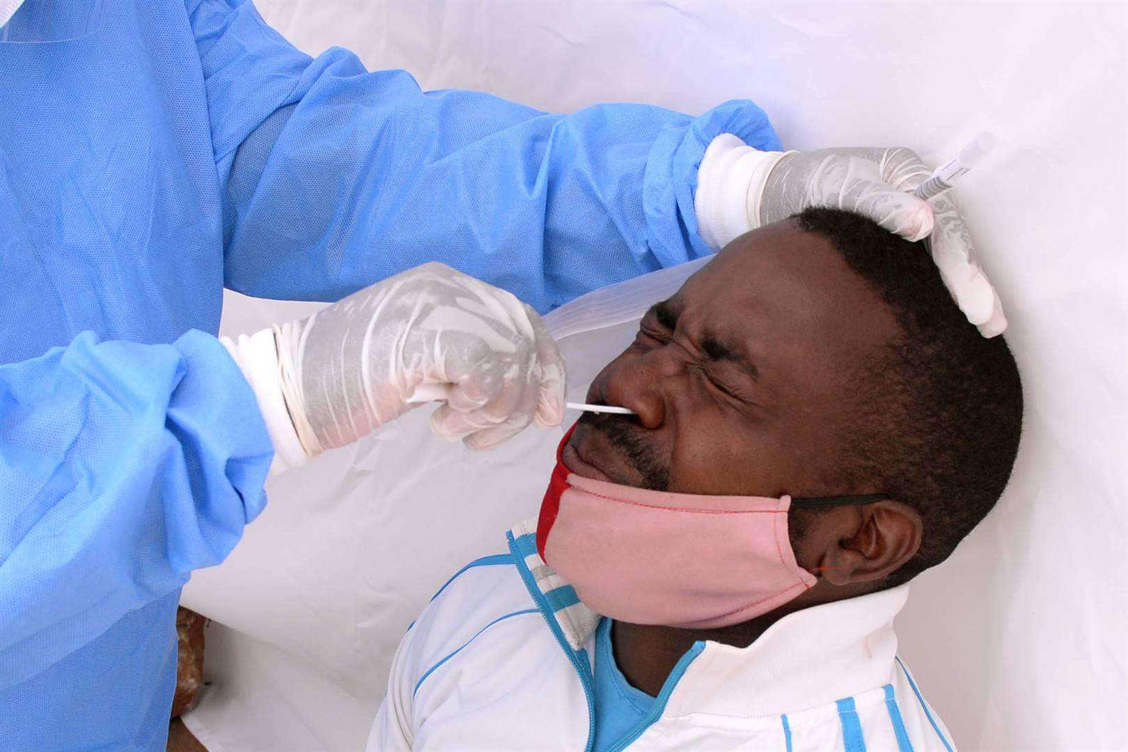 Grim Covid-19 projections for SA: 40 000 deaths, 1 million infections and a dire shortage of ICU beds - News24