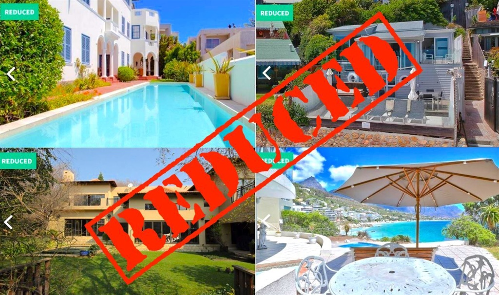SA house prices are taking so much strain you can get up to R10m off posh homes right now