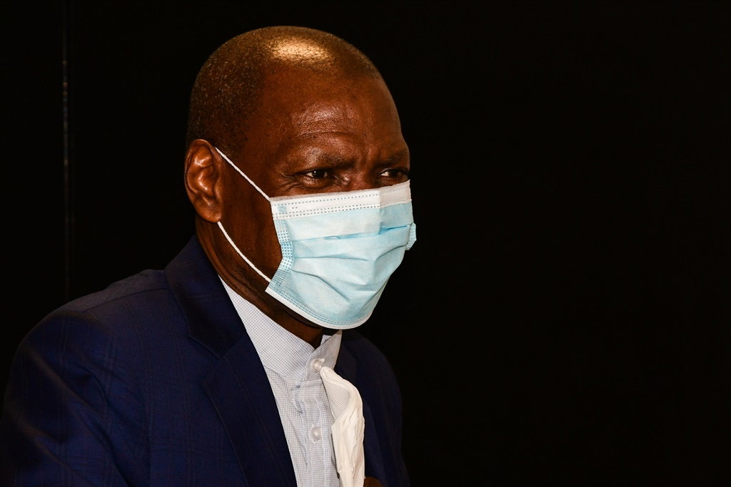 Health Minister Dr Zweli Mkhize. (Photo by Gallo Images/Darren Stewart)