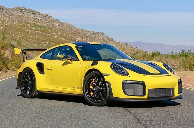 2020 Porsche 911 GT2 RS