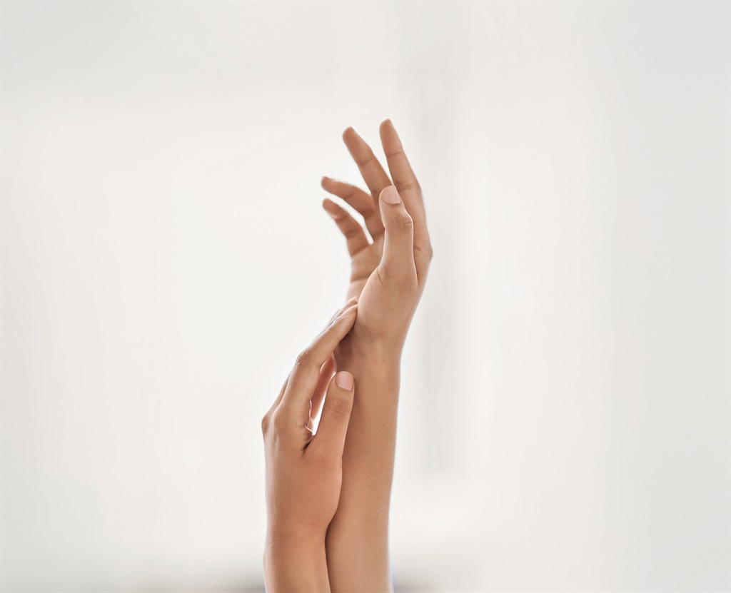 Cropped shot of an unrecognizable woman's hands