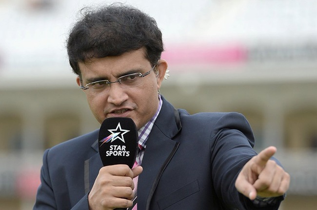 Sourav Ganguly (Getty Images)