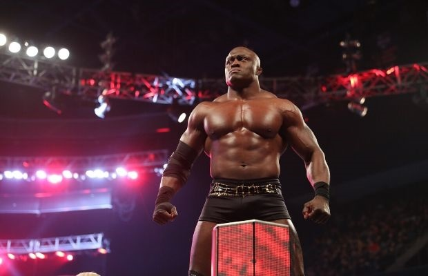 Bobby Lashley (Photo: WWE)