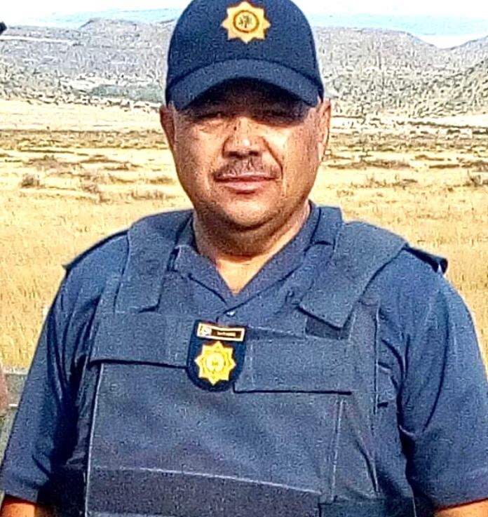 'He died on duty, doing what he loved' - wife's tribute after cop husband succumbs to Covid-19 - News24