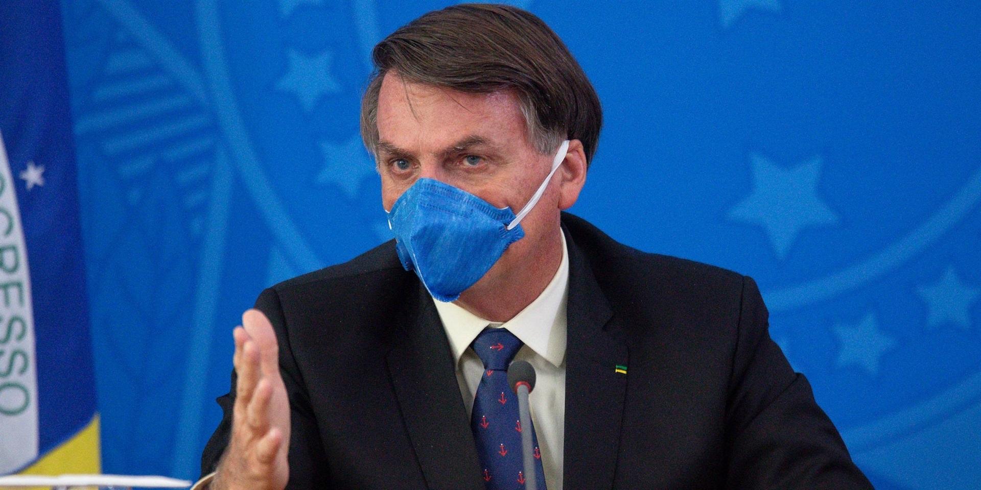 South America named virus epicenter as Trump seeks US reopening