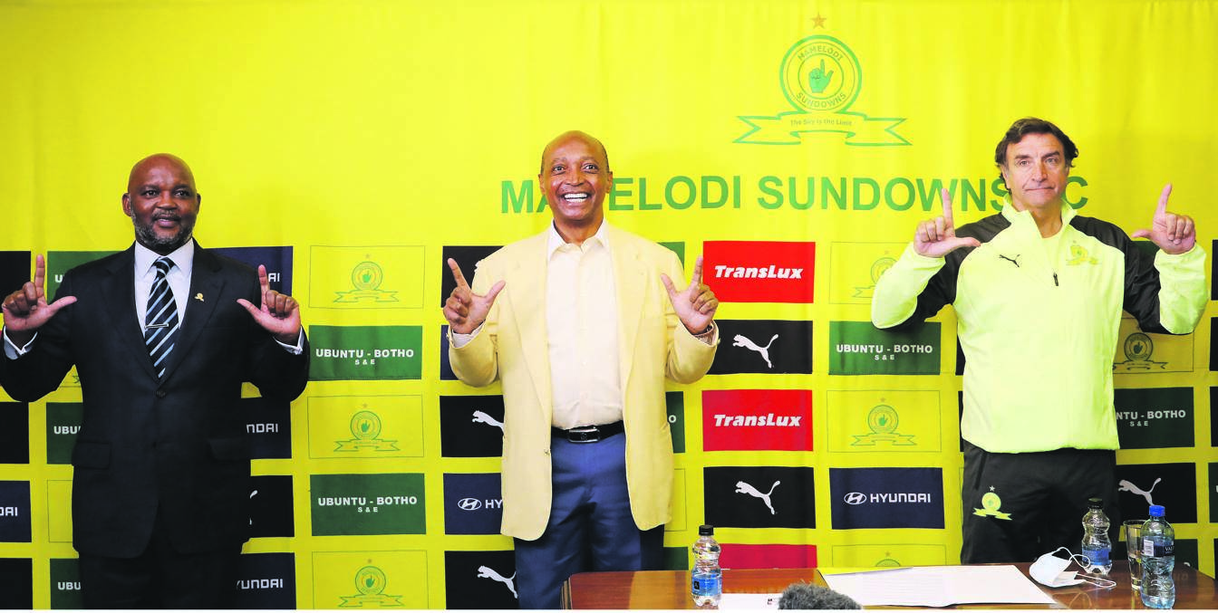 Big bucks for Pitso, but his sweet deal may have cost him - News24