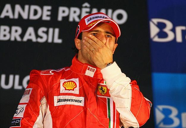 Felipe Massa. Image: Getty Images