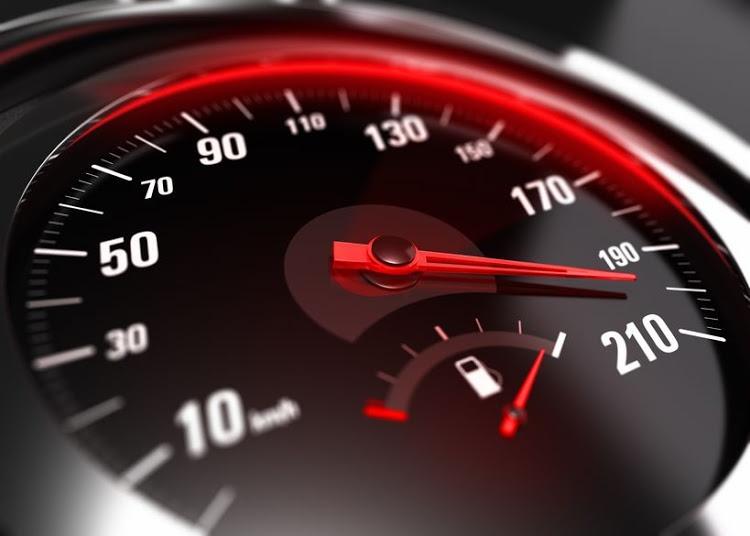 Nine people were arrested for speeding.