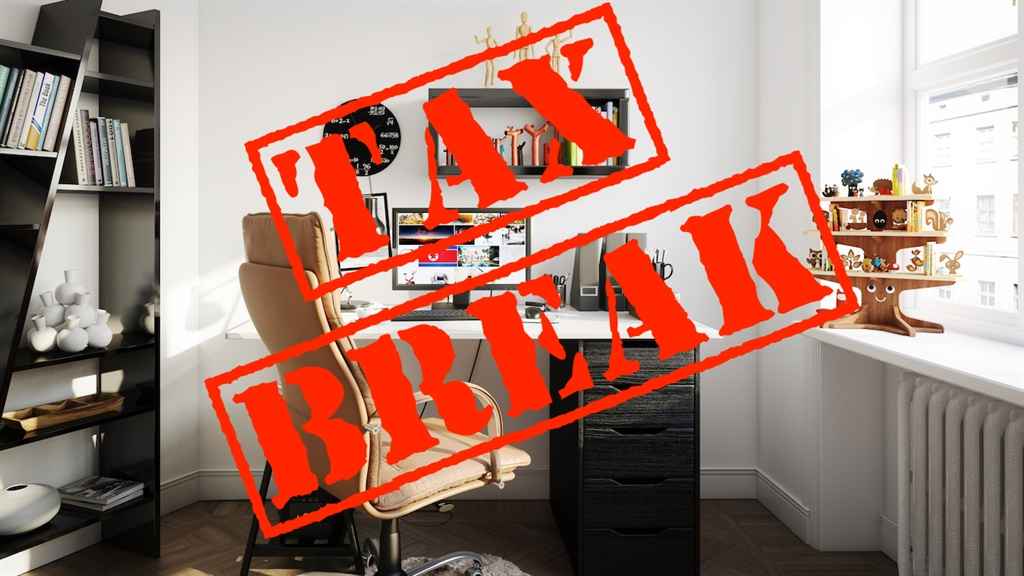 You may have to work from home until October to claim home office expenses against tax