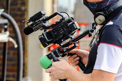 Livestreaming crew,motorsport