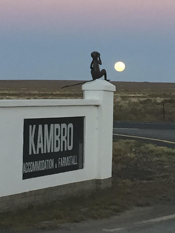 Kambro Akkommodasie en Padstal
