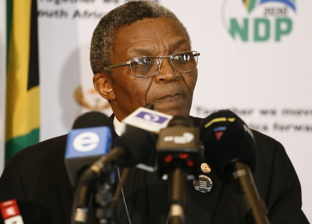South African Council of Churches President, Bisho